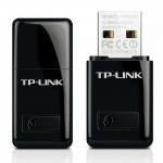 TP-LINK 300Mbps Mini Ασύρματο N USB Adapter TL-WN823N Ver: 3.0