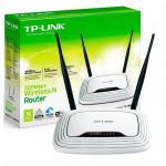 TP-LINK Ασύρματο N Router TL-WR841N, 300Mbps, Ver. 13.1